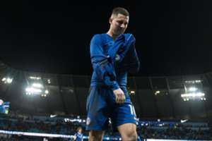 Eden Hazard Manchester City Chelsea Premier League 02/10/19