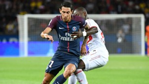 Angel Di Maria PSG TFC Ligue 1 20082017