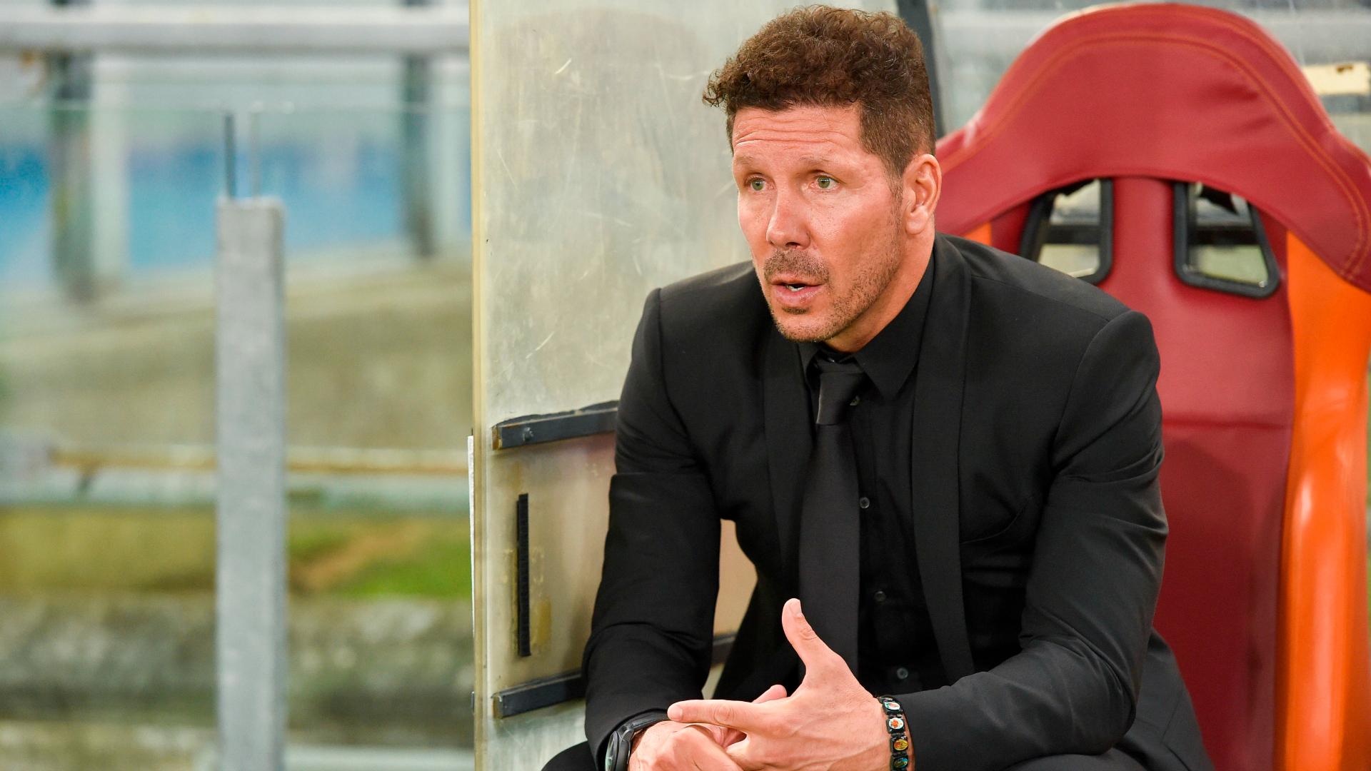 Wanda Metropolitano será 'una olla a presión', dice Simeone