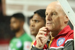 Jamshedpur FC NorthEast United Steve Coppell