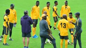 Kaizer Chiefs April 2018