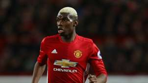 Paul Pogba Manchester United 01022017