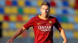 Kevin Strootman Roma Avellino Friendlies 07202018
