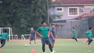 Bayu Pradana - Bima Sakti - timnas Indonesia - timnas Indonesia U-22 - timnas U-22