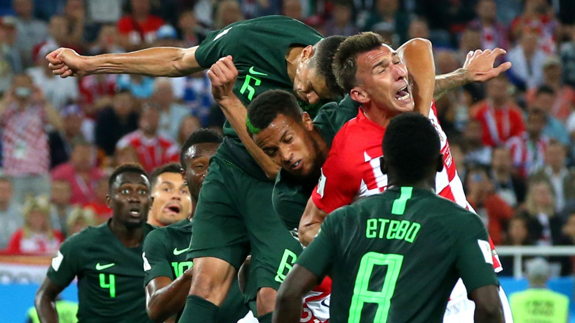 croatia nigeria - mario mandzukic ekong - world cup -16062018