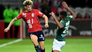 Kevin Malcuit Lille Saint-Etienne