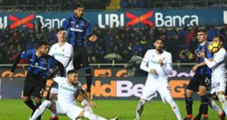 Andrea Petagna Atalanta Fiorentina Serie A