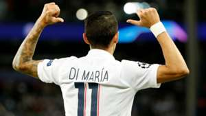 Di Maria joins exclusive three-man club with Real Madrid double