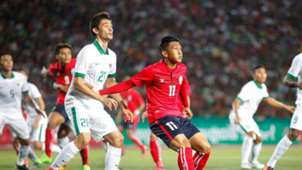 Gavin Kwan Adsit, Chan Vatanaka - Kamboja vs Indonesia 6/8/2017