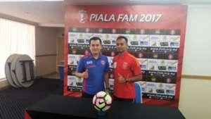 Badrul Afzan Razali, Juzaili Samion, Sime Darby, FAM Cup, 14102017