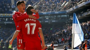 Espanyol - Sevilla, LaLiga 01202018