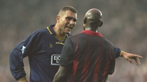 Vinnie Jones Wimbledon Uriah Rennie