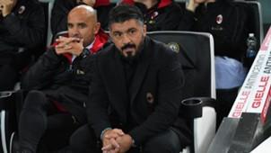 Gennaro Gattuso Udinese Milan