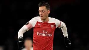 Mesut Özil Arsenal 13122018