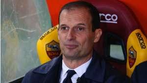 Massimiliano Allegri Roma Juventus Serie A