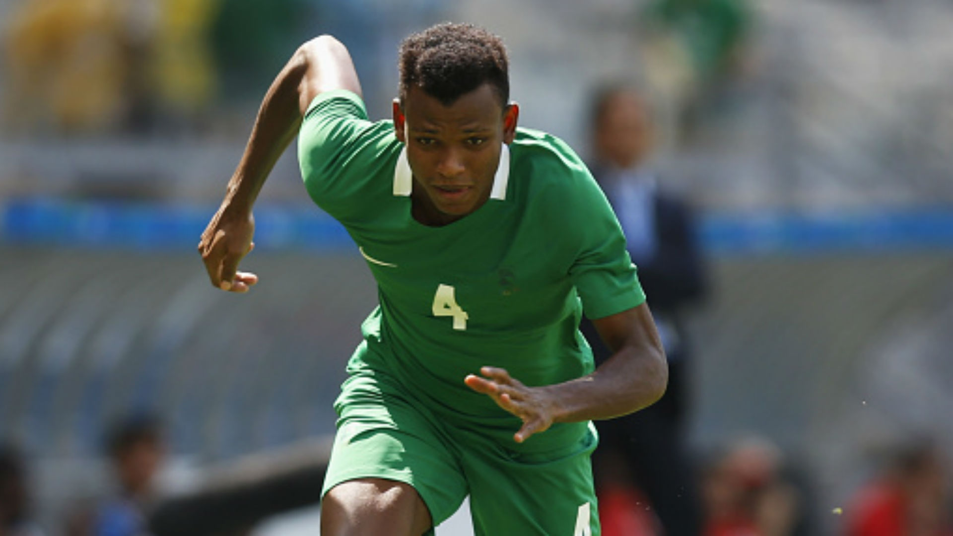 Iwobi's Strike Takes Nigeria To Russia 2018 World Cup