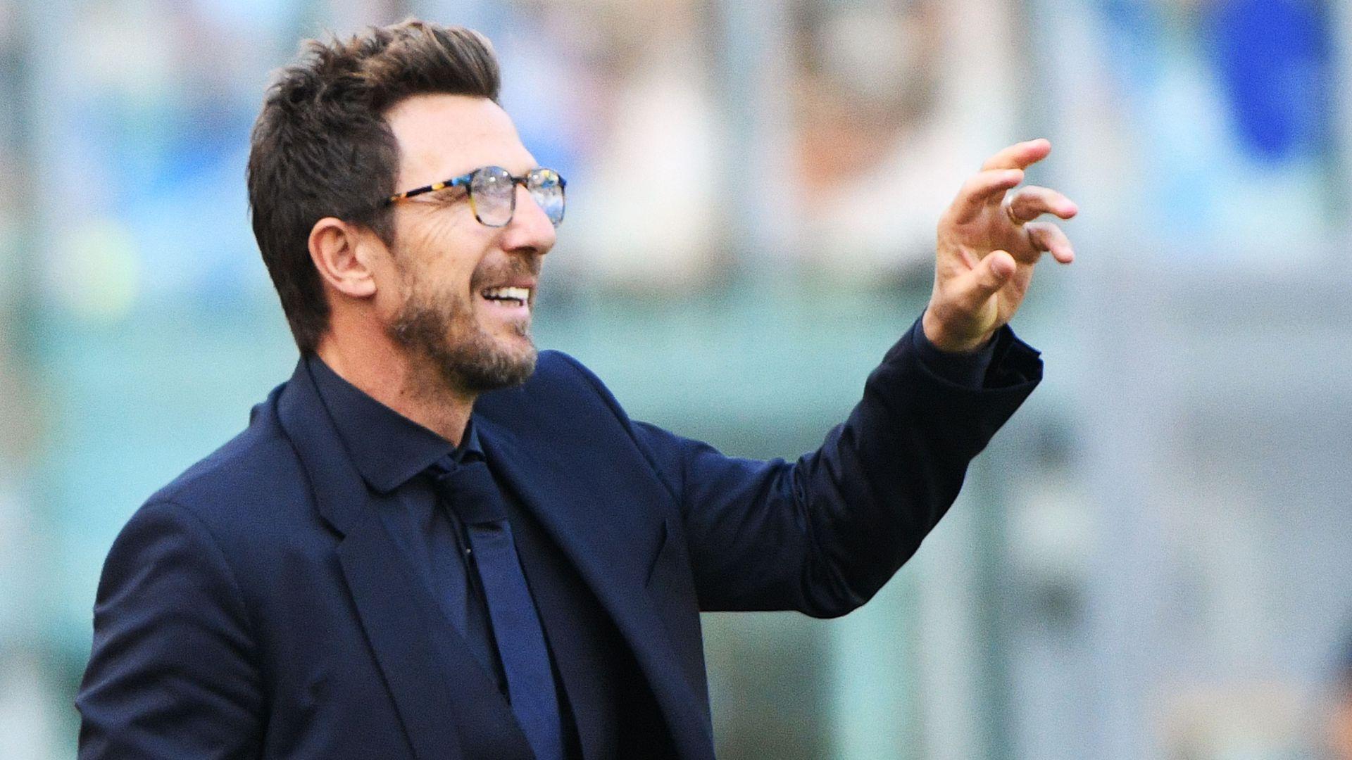 Di Francesco: andiamo a Torino per vincere