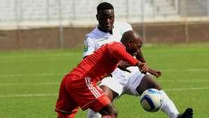 Ernest Wendo of Gor Mahia v Nyasa Big Bullets.