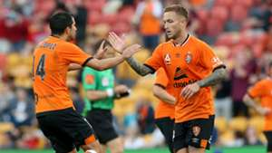 Adam Taggart Brisbane Roar
