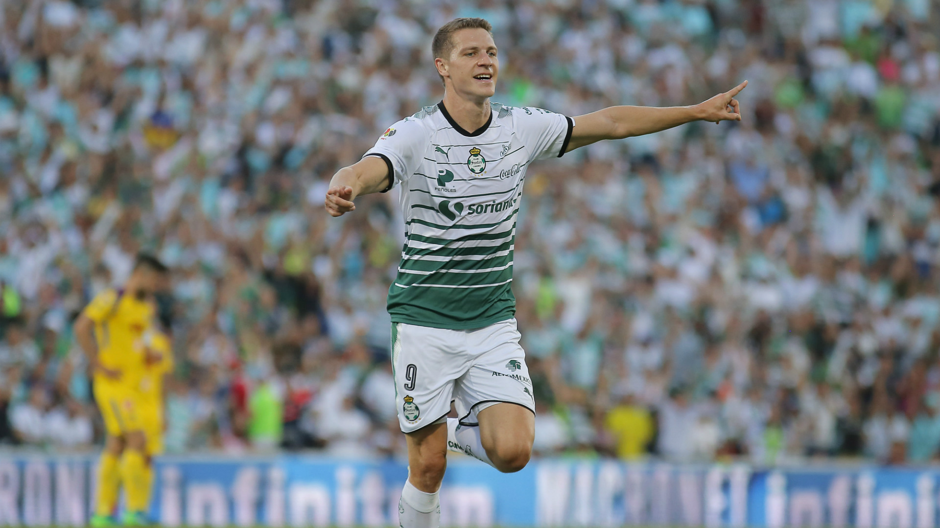 Club America Forgotten Julio Furch Scores Twice As Guerreros Steamroll Aguilas In Liguilla Semifinal First Leg Goal Com