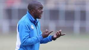 Sofapaka coach Sam Ssimbwa