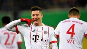 Lewandowski SC Paderborn FC Bayern München DFB Pokal