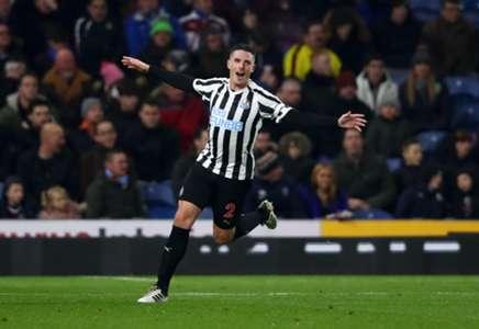 Ciaran Clark - Newcastle United 2018