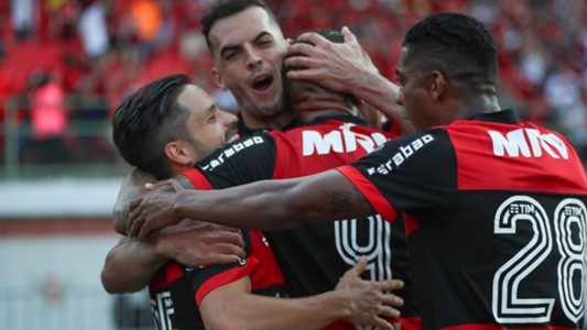 Diego Rhodolfo Guerrero Berrio Flamengo 27082017