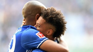 Thilo Kehrer Naldo FC Augsburg Schalke 04 Bundesliga 05052018