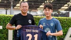 Luong Xuan Truong Buriram United Thai League 2019