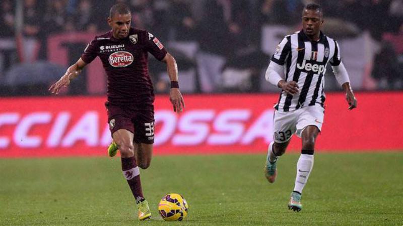 bruno peres vs Juventus