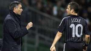 Jose Mourinho Joe Cole Chelsea 11222006