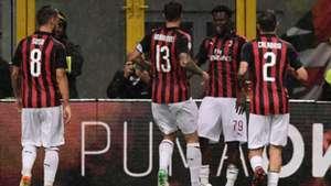 Kessié Milan Roma Serie A