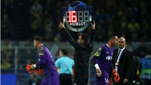 Substitution Champions League