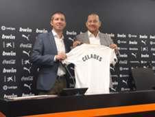 Albert Celades Anil Murthy Valencia