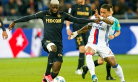 Memphis Depay, Lyon - Monaco, Ligue 1, 23042017