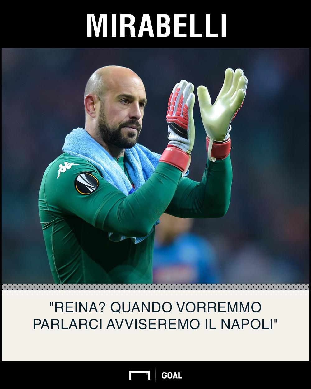 Lazio-Milan, Massimiliano Mirabelli: