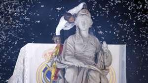 Sergio Ramos Real Madrid Cibeles