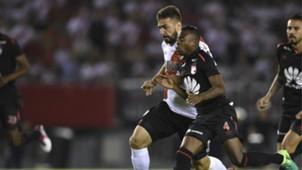 Pratto Arboleda River Santa Fe Copa Libertadores Fecha 2 Grupo D 5042018