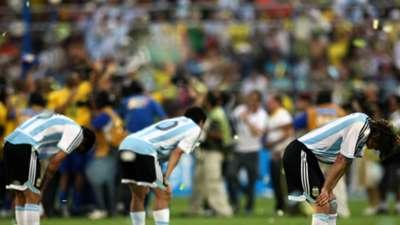 Argentina Brazil Copa America 2007