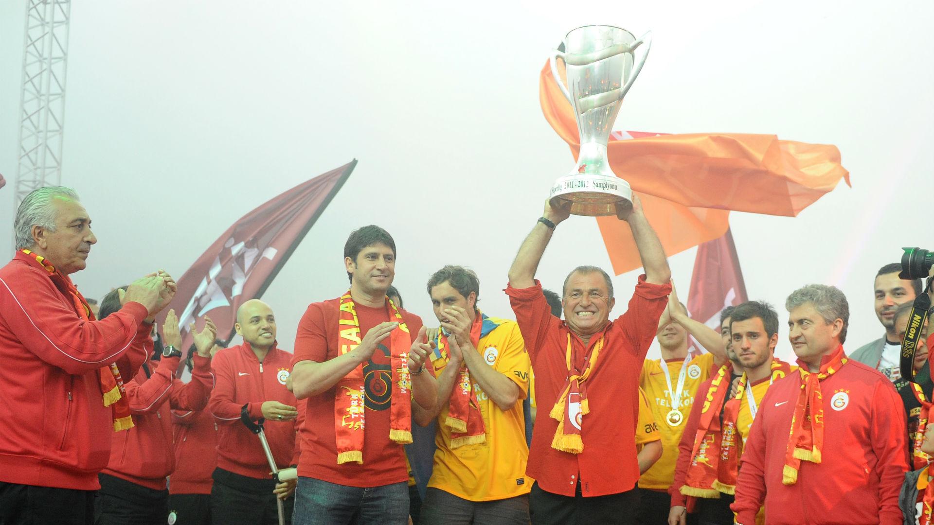 Fatih Terim Galatasaray 2011 2012