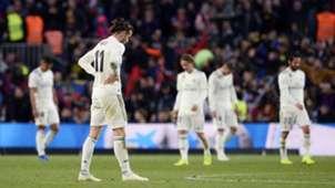 Gareth Bale Real Madrid Barcelona LaLiga 28102018