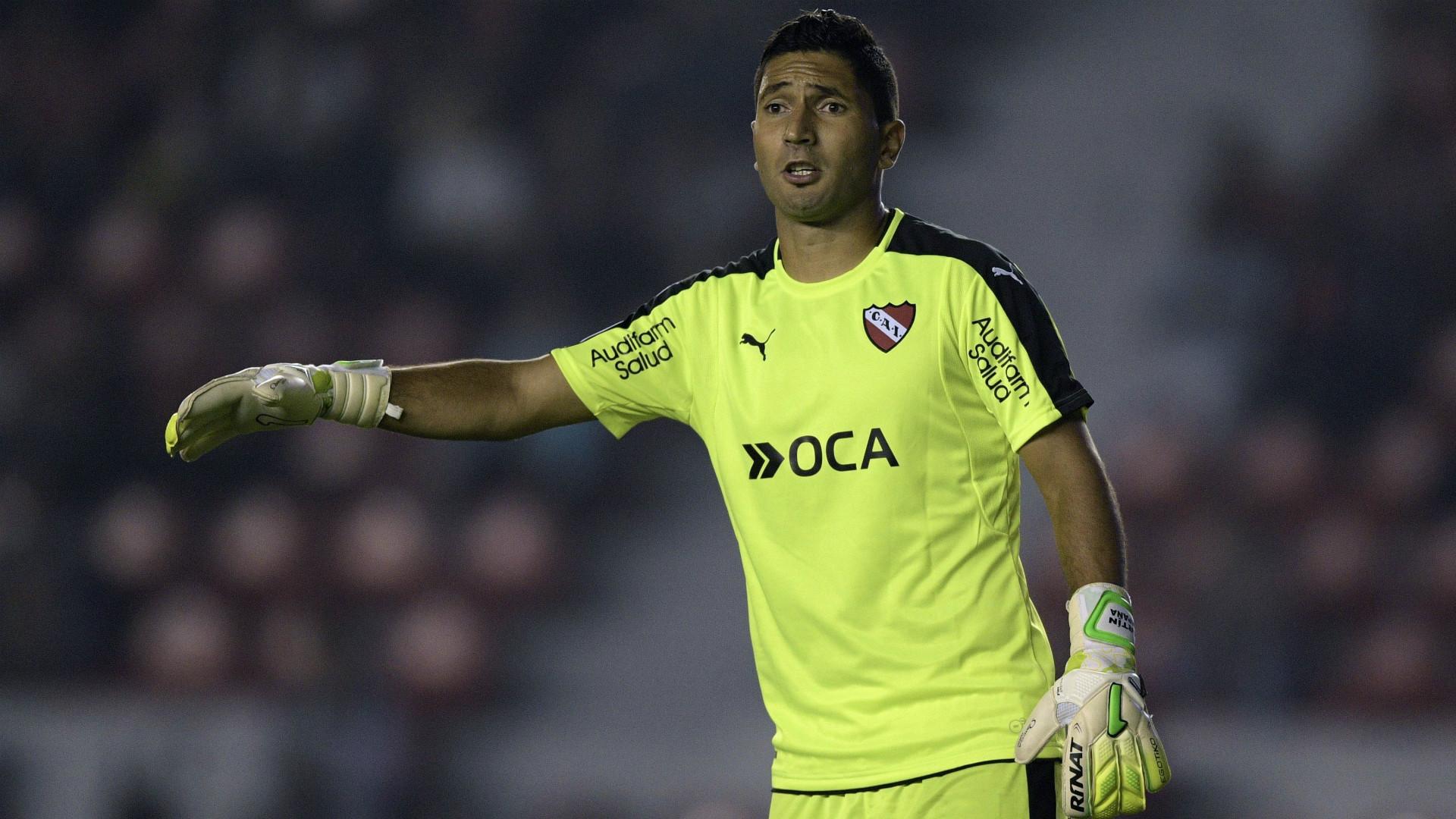 Martin Campaña Independiente Alianza Lima Copa Sudamericana 04042017