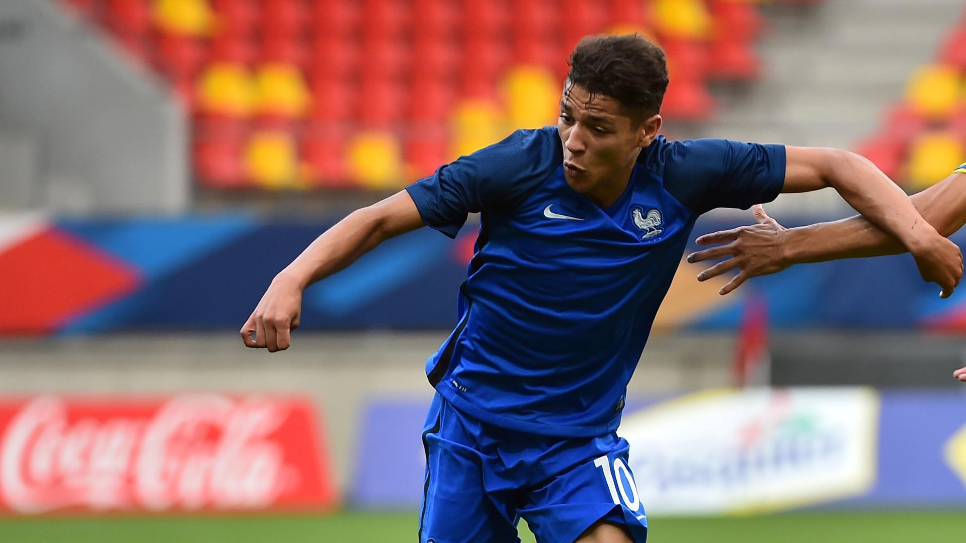 Amine Harit choisit de jouer pour le Maroc — France