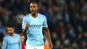 Fernandinho Manchester City Liverpool 03012019