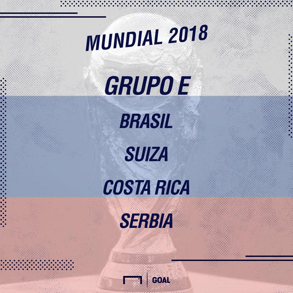 Grupo E Mundial