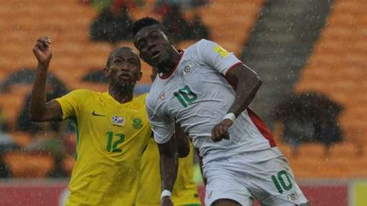 Bafana Bafana, Kamohelo Mokotjo & Burkina Faso, Alain Traore