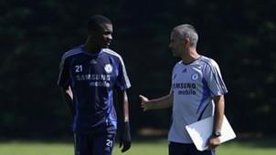 Salomon Kalou Jose Mourinho Chelsea 20016