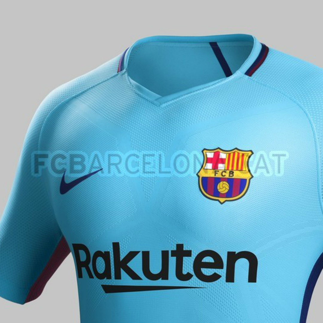 BODY ONLY Barcelona shirt