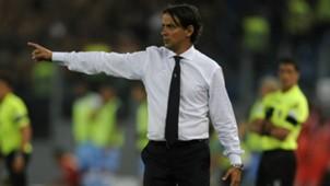 Simone Inzaghi Lazio Napoli Serie A 08182018